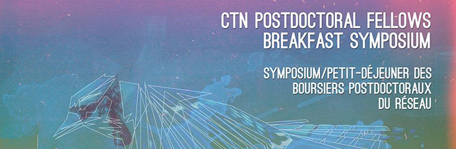 CTN Postdoctoral Fellows at CAHR 2015 - The CTN ≈ CIHR