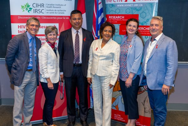 The CIHR Canadian HIV Trials Network